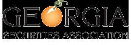ga securities association logo